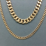 Мужские цепи из золота